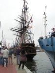Die Bounty in Rostock auf der Hansesail 2011, Foto: Thomas Scheffler, Rechtsanwalt