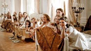 Die 12 Prinzessinnen.