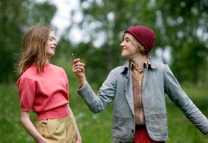 Glücklich sind (Nils Kammerer) und Asa (Pauline Renevier) wieder vereint.